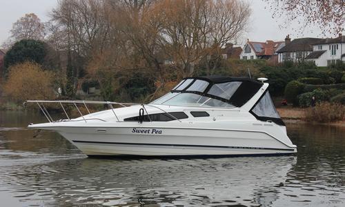 Image of Bayliner 2855 Ciera DX/LX Sunbridge for sale in United Kingdom for £27,950 Walton-on-Thames, Surrey, , United Kingdom