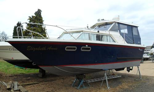Image of Conway 26 for sale in United Kingdom for £16,495 Stourport-on-Severn, Worcestershire, , United Kingdom