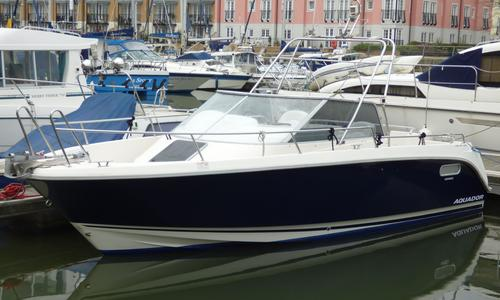 Image of Aquador 25 Walkaround for sale in United Kingdom for £33,995 Bristol, stateprovince.E031, , United Kingdom