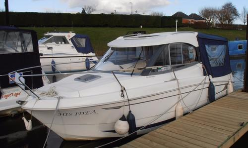 Image of Beneteau Antares 6.80 for sale in United Kingdom for £19,000 Upton-Upon-Severn, Worcestershire, , United Kingdom