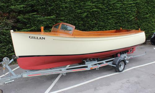 Image of Harbour Launch 21 for sale in United Kingdom for £17,995 Walton-on-Thames, Surrey, , United Kingdom