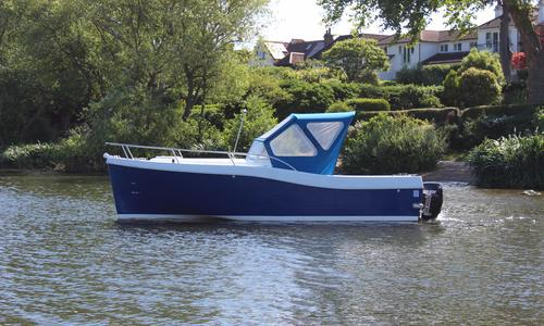 Image of Hunter 20 Walkaround for sale in United Kingdom for £13,450 Walton-on-Thames, Surrey, , United Kingdom