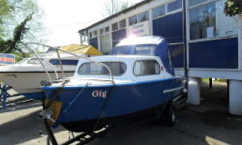 "Image of Grp Cruiser 16' 5""  CABIN CRUISER for sale in United Kingdom for £2,495 Stourport Marina, , United Kingdom"