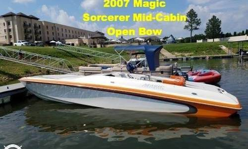 Image of Magic Sorcerer Mid Cabin Open Bow for sale in United States of America for $89,500 (£64,027) Peoria, Arizona, United States of America