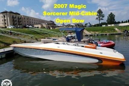 Magic Sorcerer Mid Cabin Open Bow for sale in United States of America for $89,500 (£64,067)