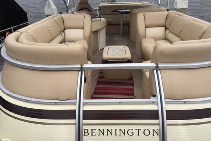 Bennington 2275QXI for sale in United States of America for $31,000 (£22,191)