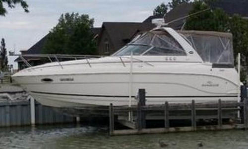 Image of Rinker Express Cruiser 300 for sale in United States of America for $64,999 (£48,408) Lakeshore, Ontario, United States of America