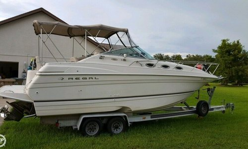 Image of Regal 2660 Commodore for sale in United States of America for $20,500 (£14,665) Lady Lake, Florida, United States of America