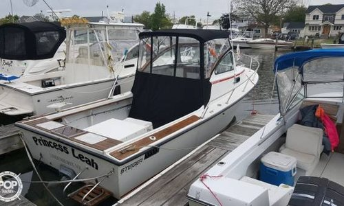 Image of Steiger Craft 23 Block Island for sale in United States of America for $14,000 (£11,121) Lindenhurst, New York, United States of America