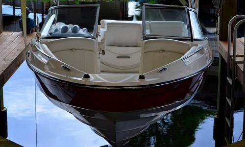 Image of Bayliner 205 Bowrider for sale in United States of America for $16,500 (£11,761) Trenton, Florida, United States of America