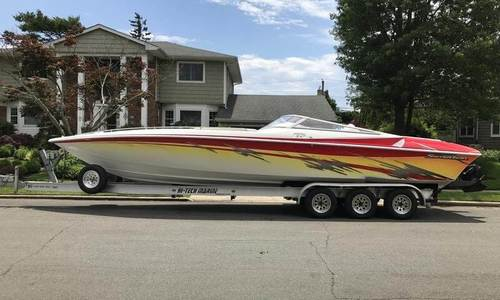 Image of Sunsation Dominator MCOB 32 for sale in United States of America for $89,500 (£67,552) Freeport, New York, United States of America