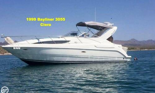 Image of Bayliner Ciera 3055 Sunbridge for sale in United States of America for $38,400 (£27,374) Tortilla Flat, Arizona, United States of America