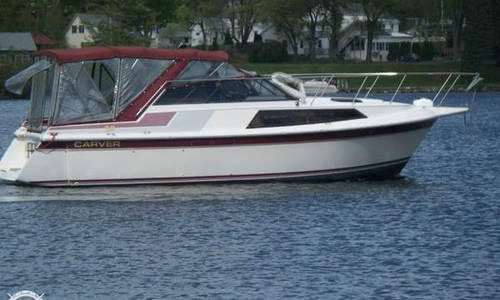 Image of Carver Monterey 2987 for sale in United States of America for $16,500 (£11,969) Gilford, New Hampshire, United States of America