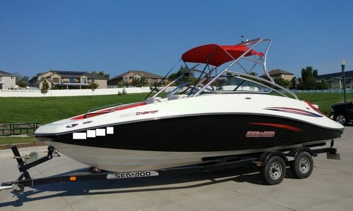 Image of Sea-doo 230 Challenger for sale in United States of America for $39,900 (£30,236) Riverton, Utah, United States of America