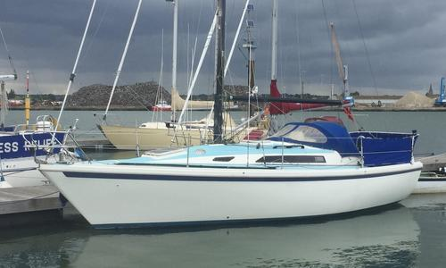 Image of Seamaster 29 - Bilge Keel for sale in United Kingdom for £13,500 Southampton, Hampshire, , United Kingdom