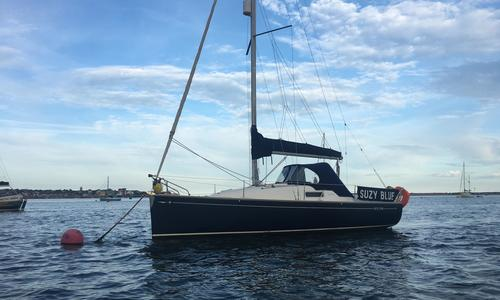 Image of Jeanneau Sun 2500 for sale in United Kingdom for £25,000 Exmouth, Devon, , United Kingdom