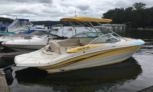 Image of Azure AZ 258 Bow Rider for sale in United States of America for $34,995 (£25,035) Lake Hopatcong, New Jersey, United States of America
