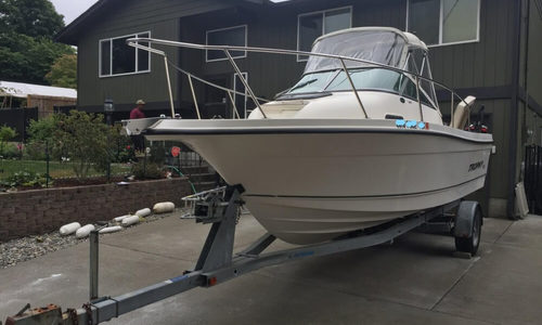 Image of Trophy Pro 2002 for sale in United States of America for $19,000 (£13,691) Tacoma, Washington, United States of America