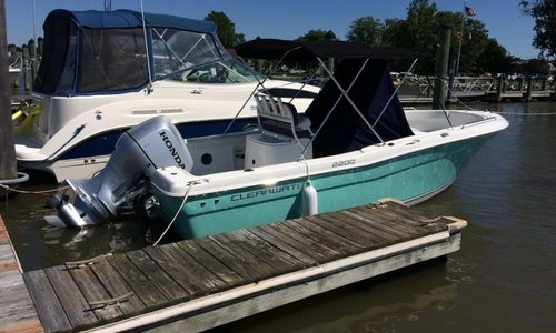 Image of Clearwater 2200 for sale in United States of America for $41,200 (£29,460) Baltimore, Maryland, United States of America