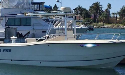 Image of Sea Pro 235 CC for sale in United States of America for $25,000 (£18,580) San Diego, California, United States of America