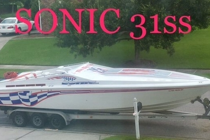 Sonic 31SS for sale in United States of America for $45,000 (£32,734)