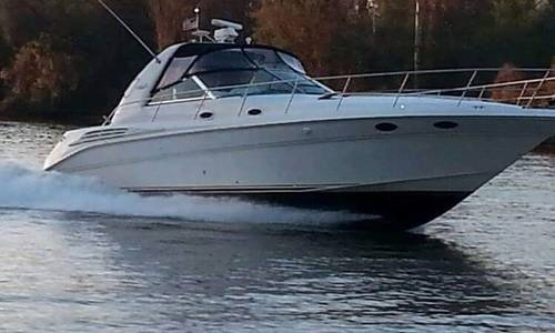 Image of Sea Ray 400 Sundancer for sale in United States of America for $85,000 (£63,211) Hopewell, Virginia, United States of America
