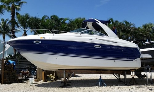 Image of Monterey 270 SC for sale in United States of America for $35,900 (£25,670) Fort Pierce, Florida, United States of America