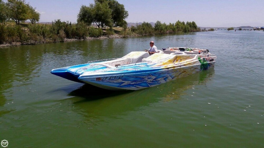 Power Boats For Sale >> Aftershock Power Boats Violator For Sale In United States Of America