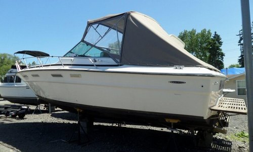 Image of Sea Ray 300 Weekender for sale in United States of America for $14,500 (£11,367) Portage, Indiana, United States of America