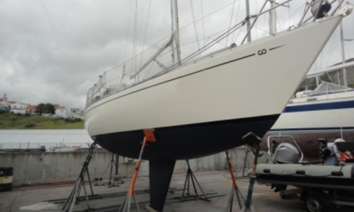 Image of Contessa Yachts 33 for sale in Portugal for €37,500 (£33,111) AZORES, Portugal