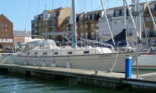 Image of Island Packet 440 for sale in Italy for £208,000 Italy