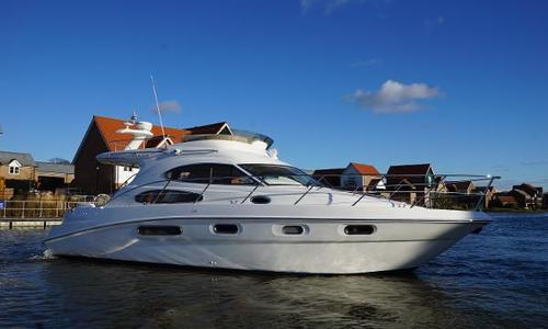 Image of Sealine F37 for sale in United Kingdom for £139,950 Lincoln, United Kingdom