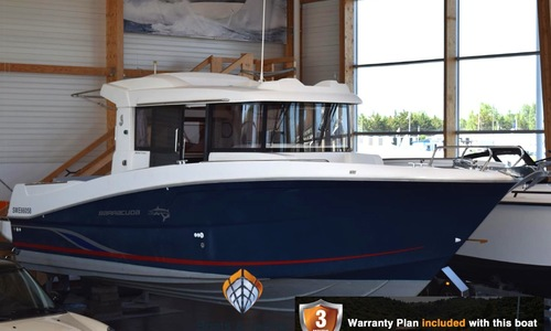 Image of Beneteau Barracuda 9 for sale in France for €67,000 (£59,569) Ouistreham, France