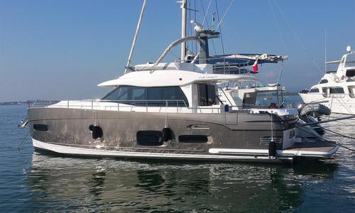 Image of Azimut Magellano 53 for sale in Italy for €990,000 (£871,464) Italy