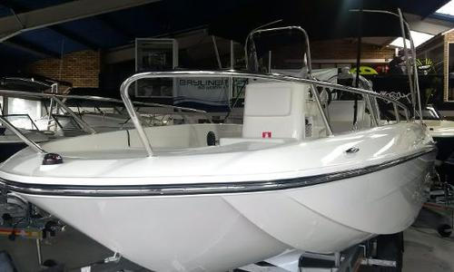 Image of Bayliner CC6 Sports/Ski & Fish for sale in United Kingdom for £29,990 Abersoch, United Kingdom