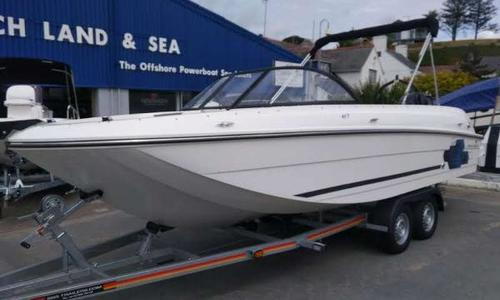 Image of Bayliner Element E7 for sale in United Kingdom for £34,180 Abersoch, United Kingdom