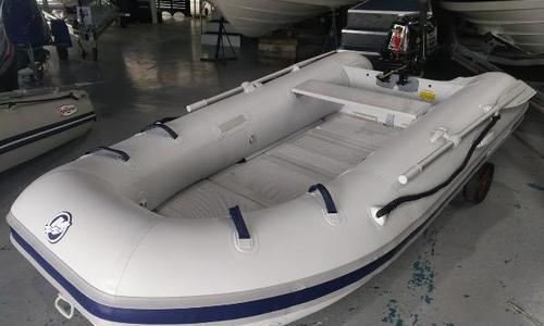 Image of Mercury Inflatable 290 Sport with Folding Plastic Floor for sale in United Kingdom for £1,995 Abersoch, United Kingdom