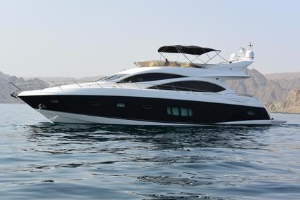Sunseeker Manhattan 70 for sale in Oman for $1,145,000 (£868,477)