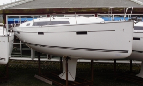 Image of Bavaria Yachts 37 Cruiser for sale in Germany for €139,900 (£125,561) BALTIC SEA, Germany