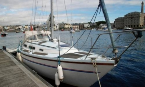 Image of Sadler 29 for sale in United Kingdom for £17,000 PLYMOUTH, United Kingdom