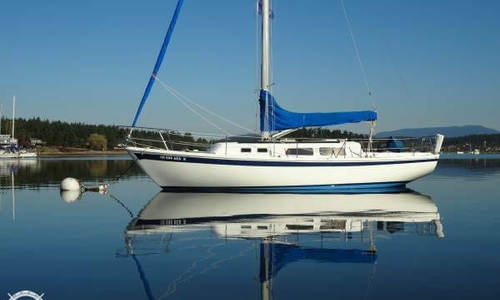 Image of Cal 34 for sale in United States of America for $32,300 (£24,238) Lopez Island, Washington, United States of America