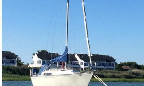 Image of C & C Yachts 34 for sale in United States of America for $22,500 (£16,908) Lewes, Delaware, United States of America
