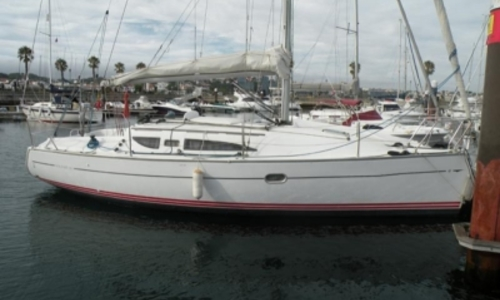 Image of Jeanneau Sun Fast 32 I for sale in Portugal for €45,000 (£39,801) LISBON, Portugal