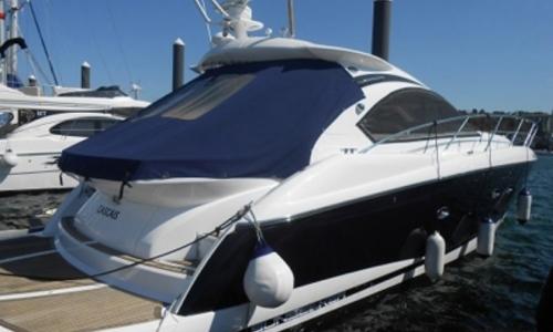 Image of Sunseeker Portofino 47 for sale in Portugal for €350,000 (£308,093) LISBON, Portugal