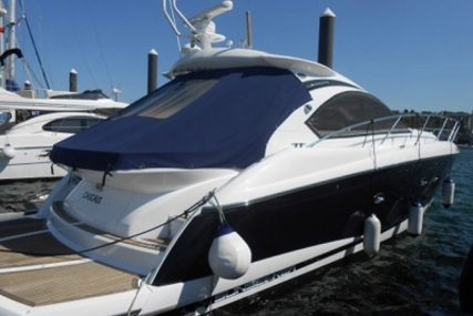Sunseeker Portofino 47 for sale in Portugal for €350,000 (£311,671)