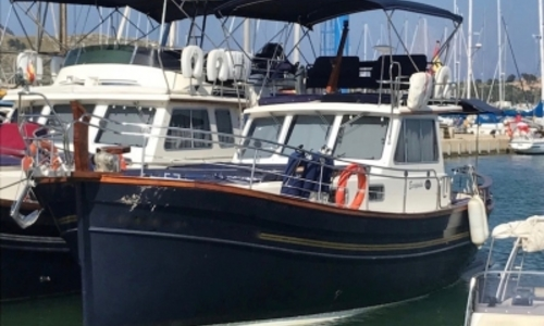 Image of Menorquin 120 for sale in Spain for €145,000 (£129,216) MALLORCA, Spain