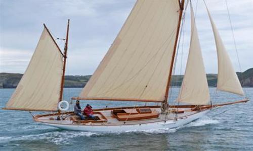 Image of Stow & Son Gaff Yawl 1895 for sale in United Kingdom for £135,000 United Kingdom