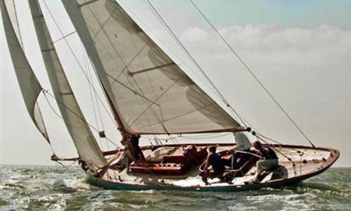 Image of Fred Shepherd Bermudan Cutter for sale in Netherlands for €175,000 (£154,519) Netherlands