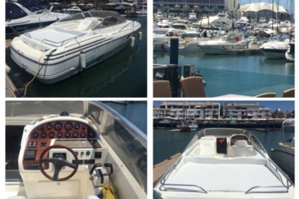 Cranchi 31 Acquamarina for sale in Portugal for €50,000 (£44,292)