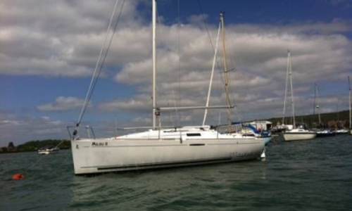 Image of Beneteau First 25.7 for sale in United Kingdom for £32,500 PORTCHESTER, United Kingdom